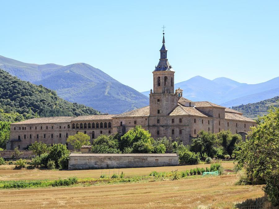 Het klooster van Yuso, San Millan de la Cogolla
