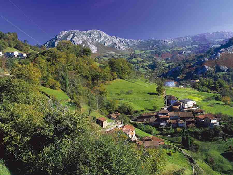 Bimenes Asturië