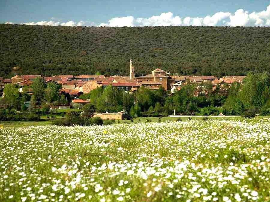 Verblijf nabij Astorga