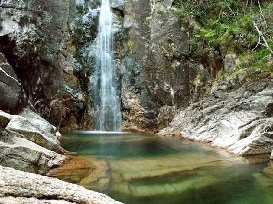 Natuur in het noorden van Portugal