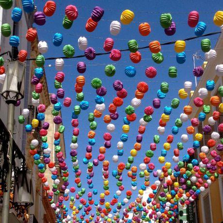 Feria in Ronda