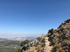 Bij Zahara de la Sierra
