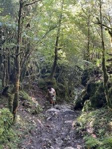 Hannie in de Selva de Irati